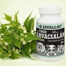 JAVALLAT® Fehér árvacsalán herba kapszula - SonicFine® gyógynövényporból