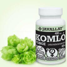 JAVALLAT® Komló toboz kapszula - SonicFine® gyógynövényporból