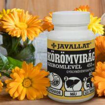 JAVALLAT® Körömvirág sziromlevél kapszula - SonicFine® gyógynövényporból