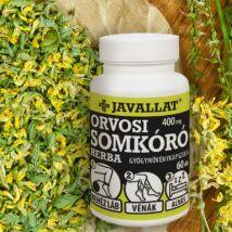 JAVALLAT® Orvosi somkóró herba kapszula - SonicFine® gyógynövényporból