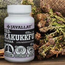 JAVALLAT® Vadkakukkfű herba kapszula - SonicFine® gyógynövényporból